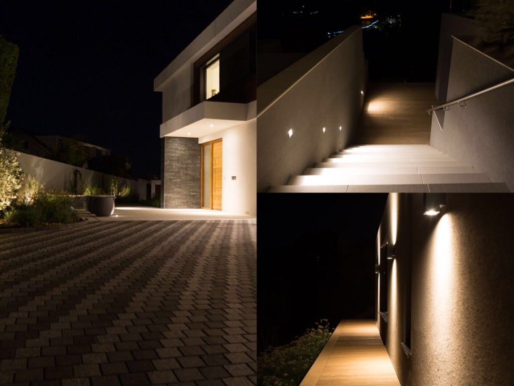 EXTERIOR LIGHTING 1 - LE SCAINE