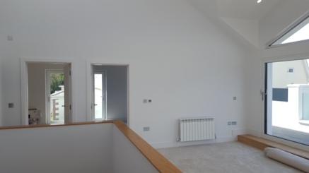 La Hougue - Hallway