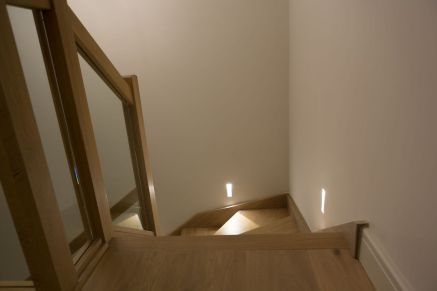 STAIRWELL LIGHTING - LE SCAINE